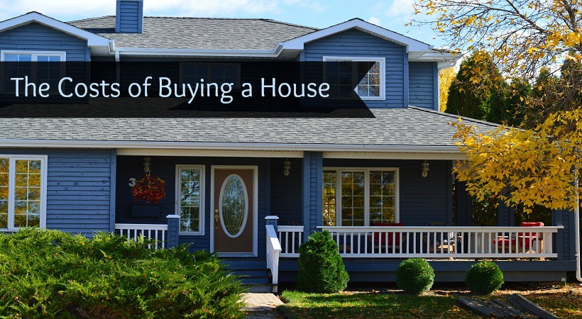 costs of buying a house