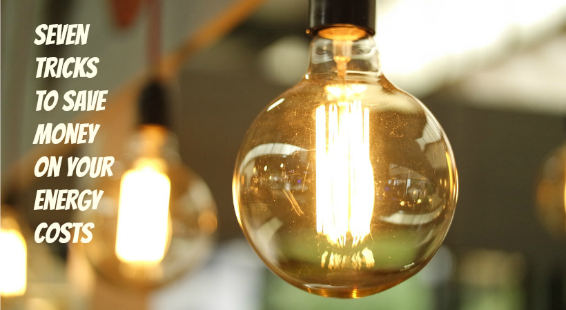 Seven Ways to Save on Your Energy Costs
